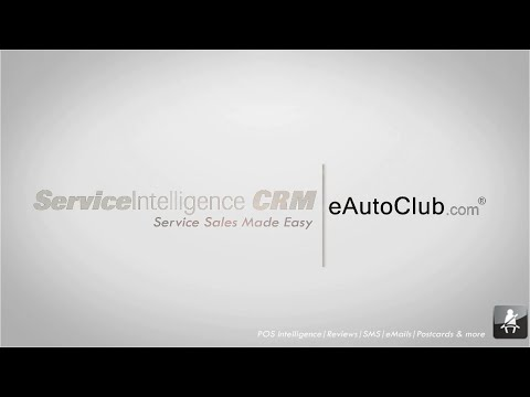 How to add a record | Auto Repair Shop CRM - eServiceIntelligence