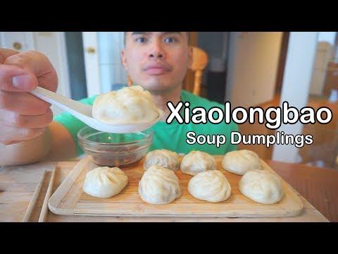 How to make SOUP DUMPLINGS | Xiao Long Bao Recipe