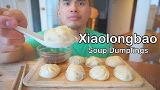 How to make SOUP DUMPLINGS | Xiao Long Bao Recipe