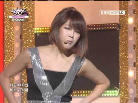 [Music Bank K-Chart] Rainbow - To me (2011.04.29)