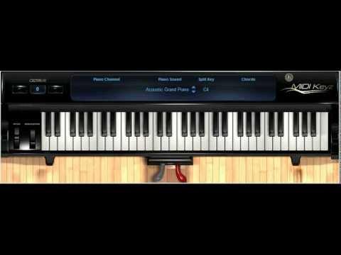 Tu me haces tan feliz - tutorial piano Marcos Witt