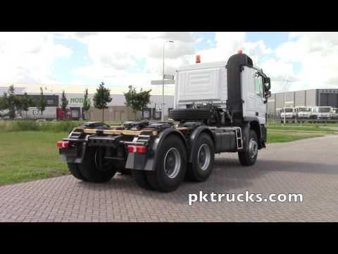 me3750 - MERCEDES-BENZ Actros 3340-S 6x4  tractor head - NEW