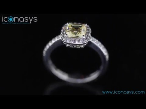 360 Jewelry Video - Iconasys 360 Jewelry Turntable and Software