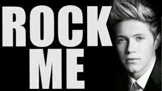 Rock Me - One Direction (Lyric Video)