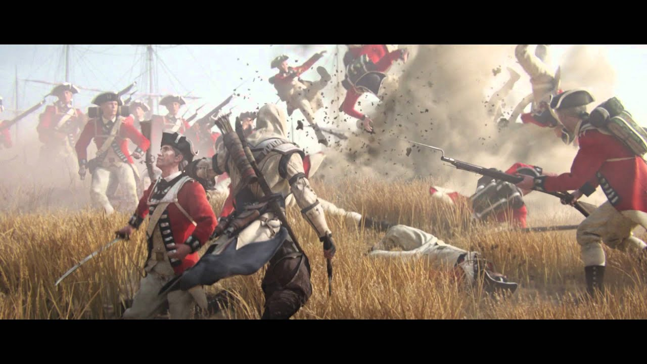 Assassin S Creed 3 E3 Official Trailer Uk Youtube
