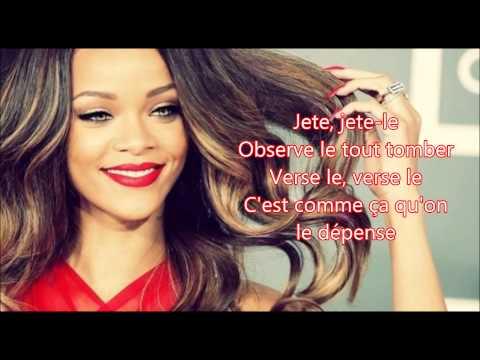 Baixar Rihanna -Pour it up traduction française