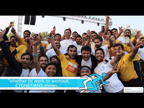 Cygnetians Run for a Cause