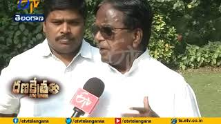Ponnala Laxmaiah reacts after finding no place in first li..