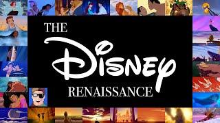 The Disney Renaissance Explained