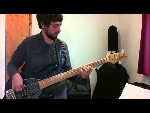 David Bowie - Let's Dance bass cover