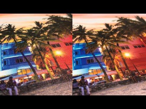 油畫布和相紙 兩種無框畫比較 nuPhoto專利設計 洗照片/相片書/桌曆 APP