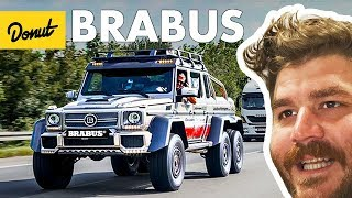 Brabus - Everything You Need to Know | Up to Speed