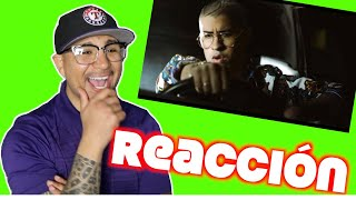 AMERICAN REACTS TO LATIN TRAP (BAD BUNNY - SOY PEOR)