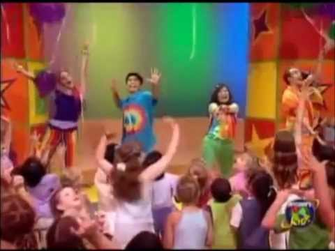 Hi-5 USA - Living In A Rainbow (Ending Version)
