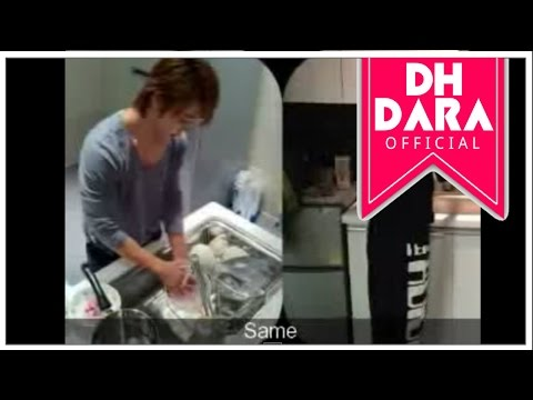 PANN CLOSE RELATIONSHIPS IN SM-YG OTHER THAN DONGHAE AND DARA