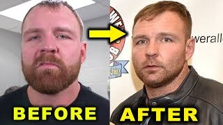 10 Ex-WWE Wrestlers Who Changed Their Look After Leaving WWE 2019 - Dean Ambrose / Jon Moxley