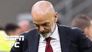Stefano Pioli's AC Milan debut ends in draw vs. Lecce | Serie A Highlights