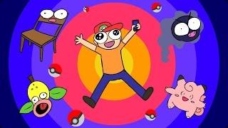 Pokemon GO-GO (Animated Music Video)