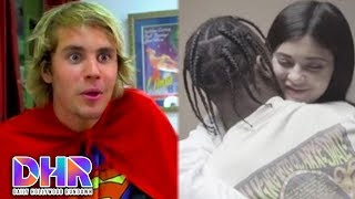 Justin Bieber in RACIST SUPERMAN Sketch - Kylie Jenner SLAMS Travis Scott Rumor (DHR)