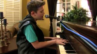 Someone Like You - Adele (Cover by Grant from KIDZ BOP)
