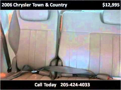 2006 Chrysler Town & Country Used Cars Birmingham AL