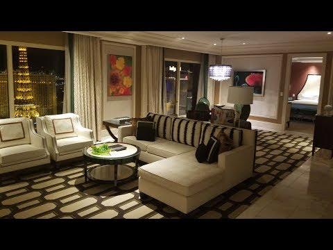 Bellagio Penthouse Suite Walkthrough Musica Movil