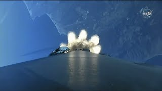 Launch of SpaceX Falcon 9 with Sentinel-6 for NASA & ESA