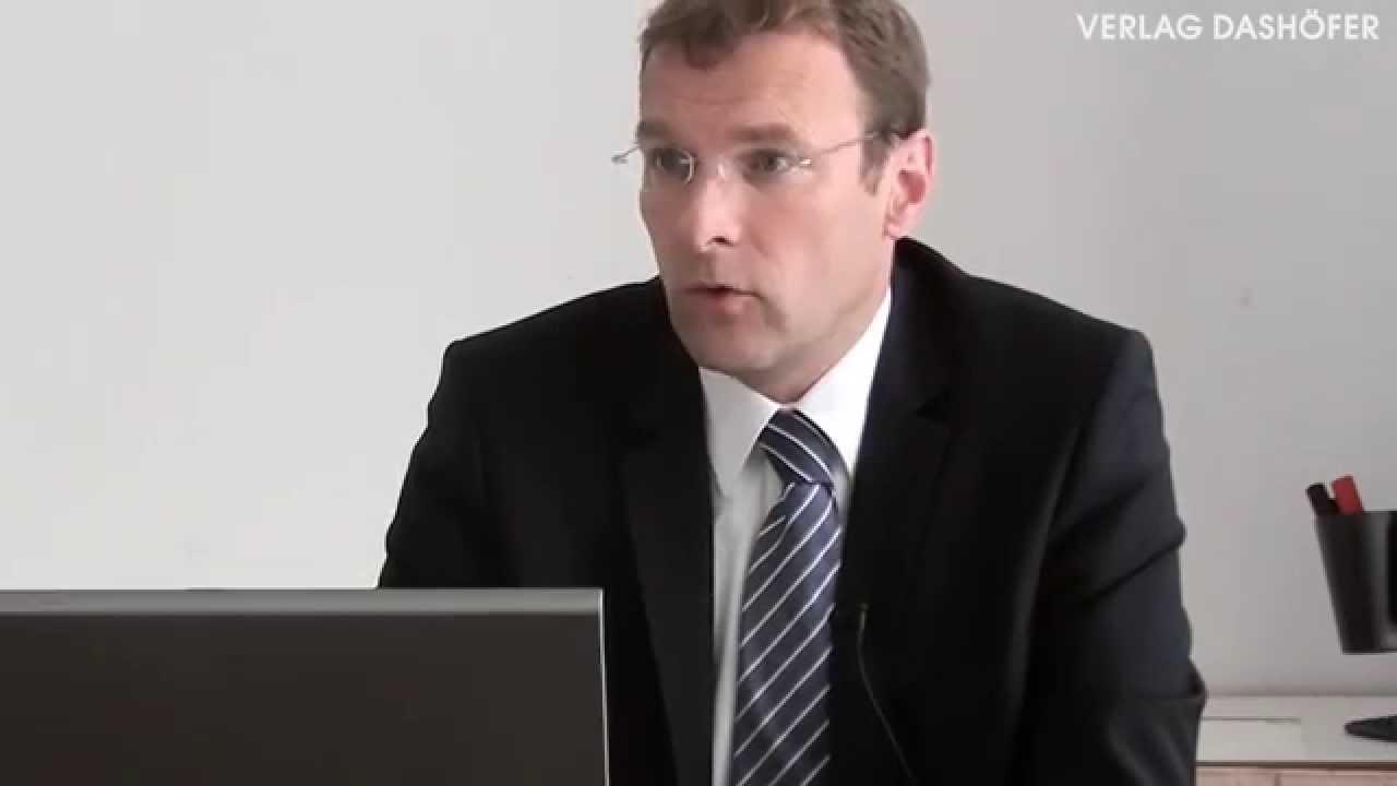Video zum Seminar Anlagevermögen rechtssicher bilanzieren (Grundlagen)
