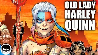 OLD LADY HARLEY QUINN | Harley Quinn #42 | COMIC NARRADO