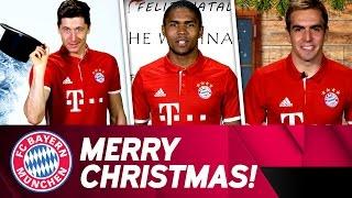 FC Bayern Christmas Song 🎅