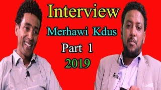 Interview with Eritrean cyclist merhawi kdus Part 1 - RBL TV Entertainment
