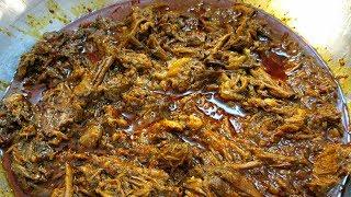 Barbacoa de res - How to make Chipotle style Barbacoa - PoorMansGourmet