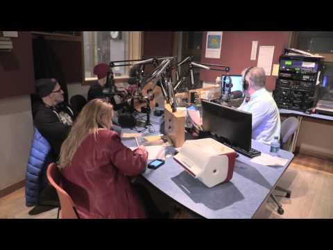 Hounds of Finn live on KFAI 11-17-14