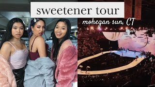SWEETENER TOUR VLOG ? MOHEGAN SUN - MARCH 30 #sweetenerworldtour