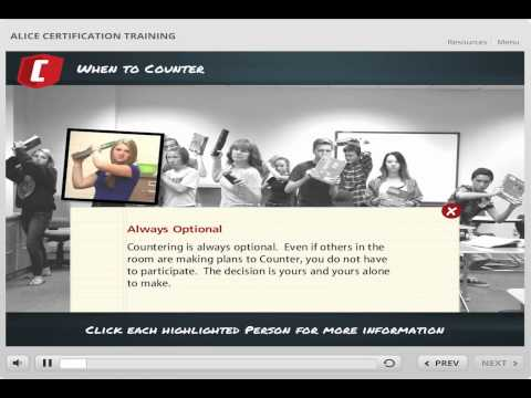 E-learning exercise