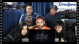 Marvel Studios' Avengers: Endgame - Official Trailer   Reaction + Discussion
