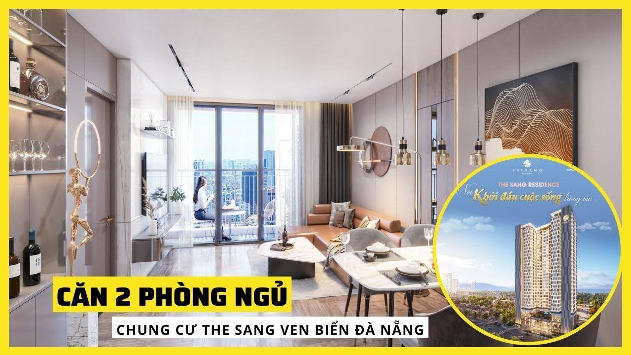 Căn hộ cao cấp view biển Mỹ Khê Đà Nẵng - The Sang Residence video