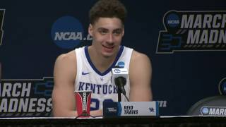 News Conference: Kentucky vs. Abilene Christian First Round Postgame