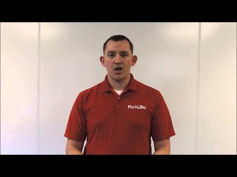 MarkUBiz Negative Review Response Video
