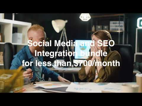 Social Media and SEO Integration drives traffic to your website