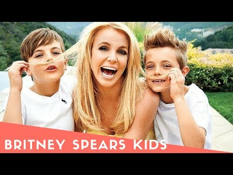Britney Spears Kids And Their Most Beautiful Moments Ever