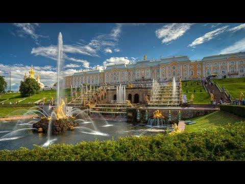 video Tour al Palacio y Jardines de Peterhof
