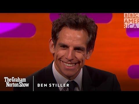 Owen Wilson & Jack Black think Ben Stiller's a Dic...Tator - The Graham Norton Show