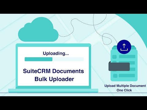 SuiteCRM Document Bulk Uploader