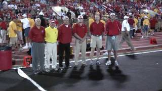 'Pitt State helps make game officials more comfortable!
