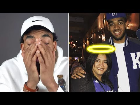Karl-Anthony Towns Mother Jacqueline DIES FROM CORONAVIRUS R.I.P