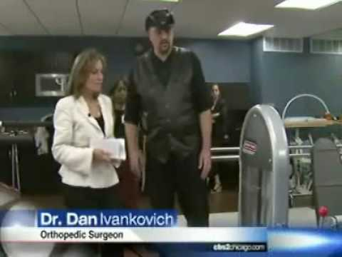 Dr. Dan Ivankovich & Bazelais Suy - CBS News (Chicago)