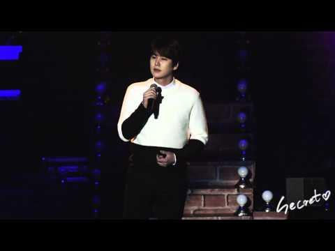 150307 김광석 다시부르기 콘서트 - 사랑했지만 (KYUHYUN)