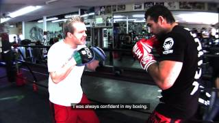 Shogun Training with Freddie Roach