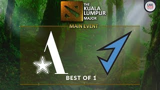 [DOTA 2] Forward Gaming VS Gambit (BO1) - The KL Major Playoffs Day 2